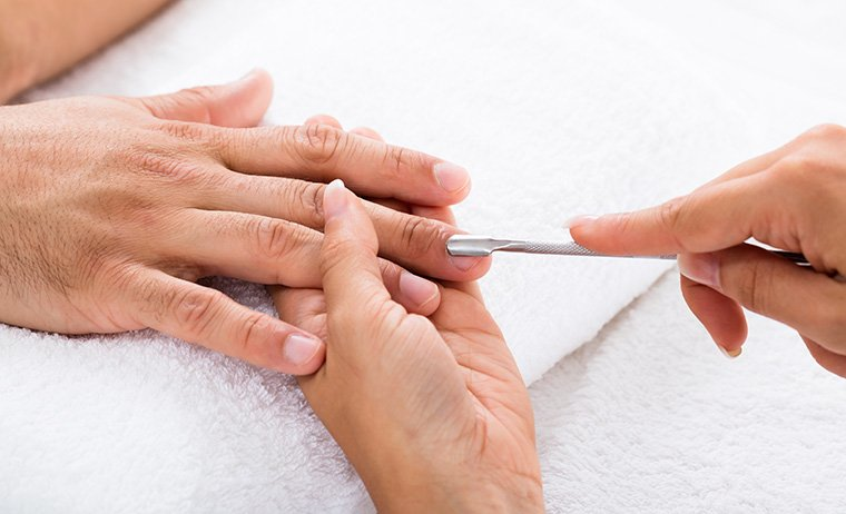 Manicure pedicure Mann MES