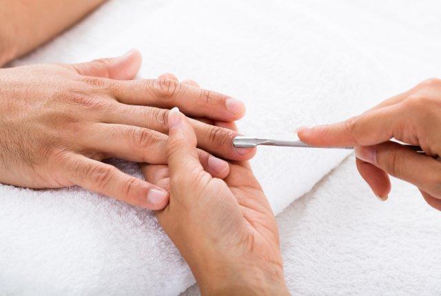 Manicure pedicure uomo MES