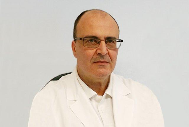 Dr. Tiziano Russo Facharzt für Innere Medizin und Angiologie